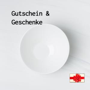 Gutschein & Geschenk